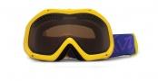 Von Zipper Bushwick Goggles Goggles - YEL  Lemondrop