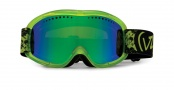 Von Zipper Sizzle Goggles Goggles - LIM  Snakey Lime