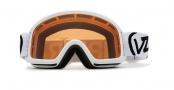 Von Zipper Trike Goggles Goggles - WBR  White Gloss