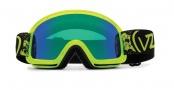 Von Zipper Trike Goggles Goggles - LIM  Snakey Lime