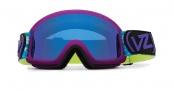 Von Zipper Trike Goggles Goggles - PUR  Purple Tie Dye
