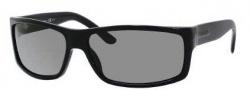 Gucci 1001/S Sunglasses Sunglasses - 0807 Black (P9 Gray Lens)