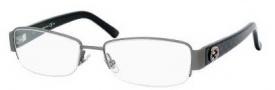 Gucci GG 2903 Eyeglasses Eyeglasses - 0QXC Ruthenium Black