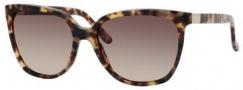 Gucci 3502/S Sunglasses Sunglasses - 04GX Havana (ED Brown Gradient Lens)