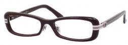 Gucci GG 3529/U/F Eyeglasses Eyeglasses - 0PJQ Burgundy