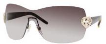 Gucci 4200/S Sunglasses Sunglasses - 0WNK Shiny Brown (CC Brown Gradient Lens)