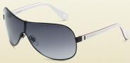 Gucci 5500/C/S Sunglasses Sunglasses - 0WQM Brick (PT Gray Gradient Lens)