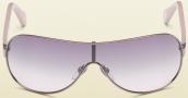 Gucci 5500/C/S Sunglasses Sunglasses - 0WQO Pink (HH Violet ss Lens)