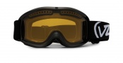 Von Zipper Project Flatlight Goggles Goggles - Black Yellow - Sizzle