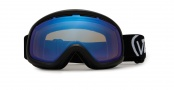 Von Zipper Project Flatlight Goggles Goggles - Black Yellow - Skylab