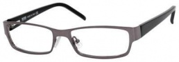 Hugo Boss 0036/U Eyeglasses Eyeglasses - 0V81 Dark Ruthenium