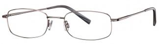 Joseph Abboud JA106 Eyeglasses Eyeglasses - Dark Gunmetal