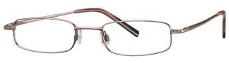 Joseph Abboud JA134 Eyeglasses Eyeglasses - Chestnut