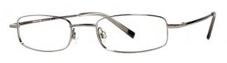 Joseph Abboud JA134 Eyeglasses Eyeglasses - Gunmetal