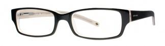 Joseph Abboud JA142 Eyeglasses Eyeglasses - Black Ivory