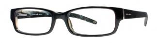 Joseph Abboud JA142 Eyeglasses Eyeglasses - Black Marble