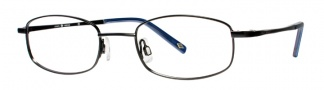 Joseph Abboud JA143 Eyeglasses Eyeglasses - Matte Black