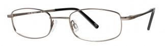 Joseph Abboud JA143 Eyeglasses Eyeglasses - Matte Gunmetal