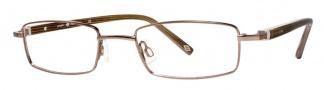Joseph Abboud JA145 Eyeglasses Eyeglasses - Bronze