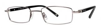 Joseph Abboud JA145 Eyeglasses Eyeglasses - Pewter