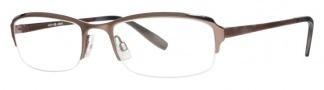 Joseph Abboud JA157 Eyeglasses Eyeglasses - Coffee