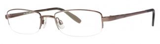 Joseph Abboud JA158 Eyeglasses Eyeglasses - Coffee