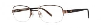 Joseph Abboud JA163 Eyeglasses Eyeglasses - Log Cabin