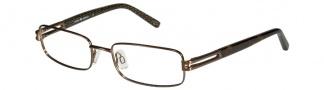 Joseph Abboud JA171 Eyeglasses Eyeglasses - Bourbon