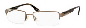 Hugo Boss 0159 Eyeglasses Eyeglasses - 0TQQ Matte Brown / Dark Havana