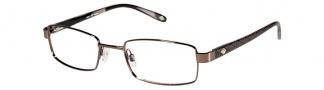 Joseph Abboud JA175 Eyeglasses Eyeglasses - Log Cabin