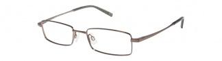 Joseph Abboud JA177 Eyeglasses Eyeglasses - Bourbon