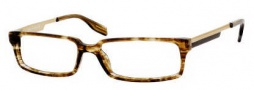 Hugo Boss 0262/U Eyeglasses Eyeglasses - 0N9O Striated Brown Bronze
