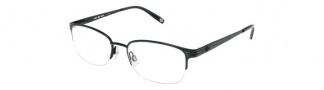 Joseph Abboud JA4001 Eyeglasses Eyeglasses - Jet