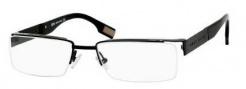 Hugo Boss 0264/U Eyeglasses Eyeglasses - 0MPZ Matte / Shiny Black