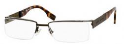 Hugo Boss 0264/U Eyeglasses Eyeglasses - 0G1D Matte Brown Havana