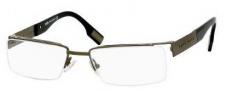 Hugo Boss 0264/U Eyeglasses Eyeglasses - 0H06 Matte Olive Black