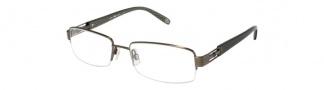 Joseph Abboud JA4004 Eyeglasses Eyeglasses - Bourbon