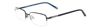 Joseph Abboud JA4005 Eyeglasses Eyeglasses - Blue