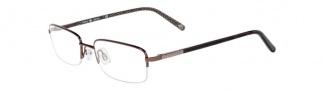 Joseph Abboud JA4005 Eyeglasses Eyeglasses - Coffee
