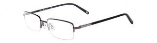 Joseph Abboud JA4005 Eyeglasses Eyeglasses - Gunmetal