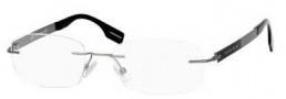Hugo Boss 0299/U Eyeglasses Eyeglasses - 0R81 Semi Matte Ruthenium