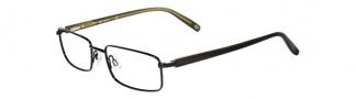 Joseph Abboud JA4006 Eyeglasses Eyeglasses - Brown