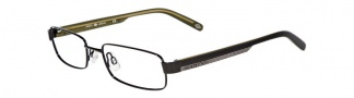 Joseph Abboud JA4007 Eyeglasses Eyeglasses - Ebony