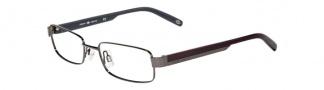 Joseph Abboud JA4007 Eyeglasses Eyeglasses - Gunmetal