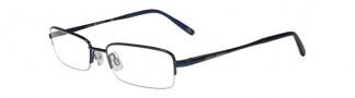 Joseph Abboud JA4010 Eyeglasses Eyeglasses - Blue Cadet