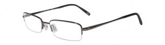 Joseph Abboud JA4010 Eyeglasses Eyeglasses - Gunmetal