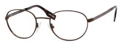 Hugo Boss 0312 Eyeglasses Eyeglasses - 0TRF Semi Brown