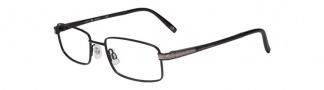 Joseph Abboud JA4011 Eyeglasses Eyeglasses - Satin Black
