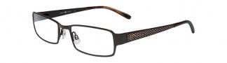 Joseph Abboud JA4012 Eyeglasses Eyeglasses - Cocoa