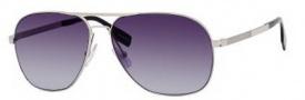 Hugo Boss 0293/S Sunglasses Sunglasses - 0010 Palladium (JJ Gray Gradient Lens)